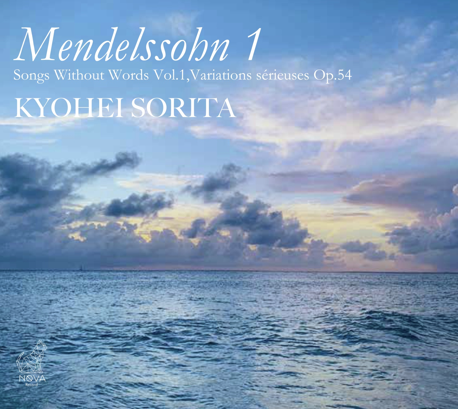 Mendelssohn 1  Songs Without Words Vol.1,Variations Serieuses Op.54